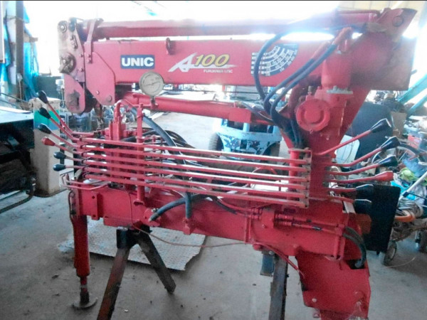 Кран-манипулятор Юник UR 104, фото, описание, характеристики